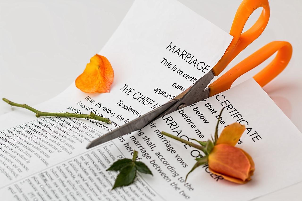 przesłanki do orzeczenia rozwodu